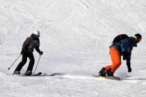 ski, skiing, sport